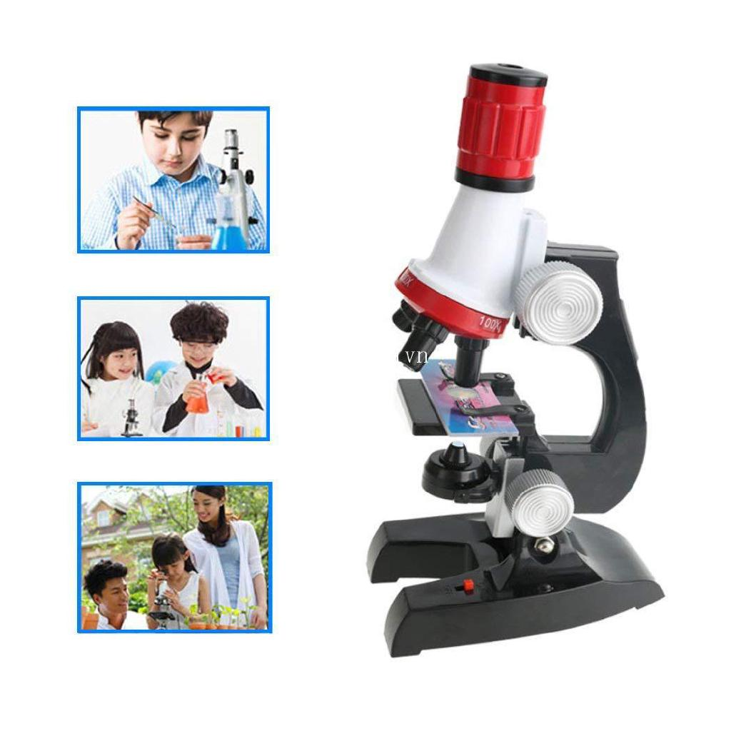 cro Microscope Kit Toys Science Experiment Educational Toys