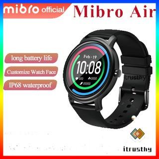 Đồng Hồ Đeo Tay Thông Minh Xiaomi Mibro Air Theo Dõi Sức Khỏe Chống Nước Ip68