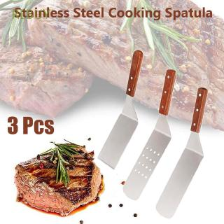 REBUY Fried Cutlets Teppanyaki Pancake Utensil Cooking Spatula