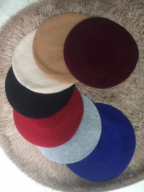 Hình ảnh Mũ Dạ Tiểu Thư-6