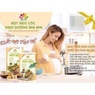 Ngũ Cốc Lợi Sữa Cao Cấp Min Min – 1kg