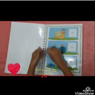 Học liệu cho bé yêu – Bé vui học toán