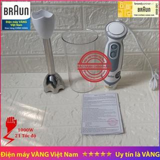 Thanh lý máy xay cầm tay Braun MQ5200 model thay thế cho MQ5000