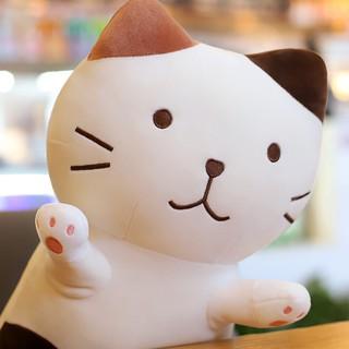 [HÀNG NHẬP KHẨU] Mèo dễ thương cho bé – Thú bông nhập khẩu cao cấp – Chiều cao 70cm