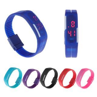 Đồng hồ điện tử đa năng có đèn LED cho bé