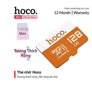 Thẻ nhớ Hoco tốc độ cao 128GB TF micro-SD thumbnail