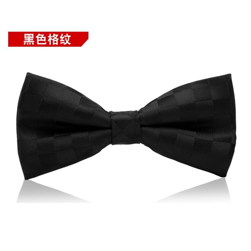 Cà vạt nơ nam Kiểu dáng đẹp nhất Nam giới Chú rể Kẻ sọc đen Váy thắt nơ cưới Đám cưới Anh Quốc Hàn Quốc - 23040419 , 5600915060 , 322_5600915060 , 74250 , Ca-vat-no-nam-Kieu-dang-dep-nhat-Nam-gioi-Chu-re-Ke-soc-den-Vay-that-no-cuoi-Dam-cuoi-Anh-Quoc-Han-Quoc-322_5600915060 , shopee.vn , Cà vạt nơ nam Kiểu dáng đẹp nhất Nam giới Chú rể Kẻ sọc đen Váy thắt