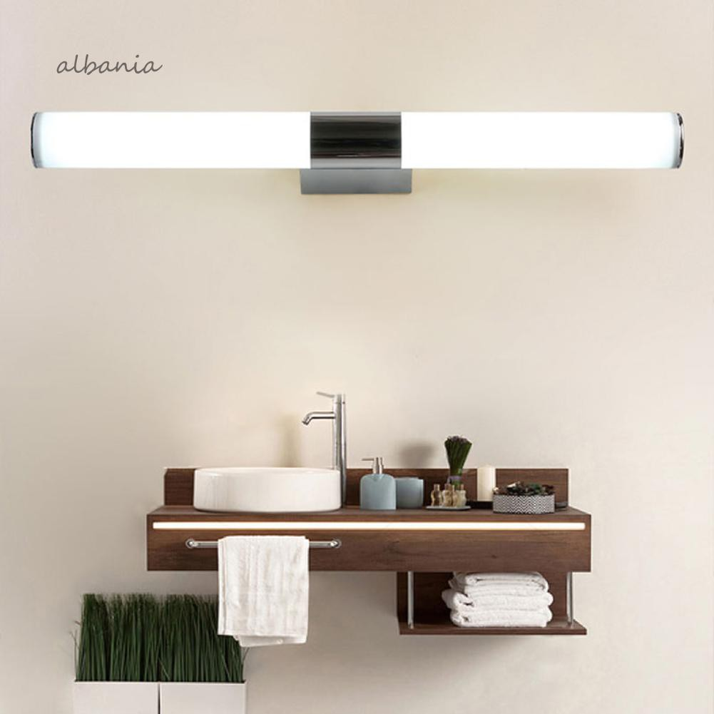 「 Albania💥」_12/16/22W Acrylic Vanity Wall Lamp Mirror LED Lights Tube Bathroom Lighting