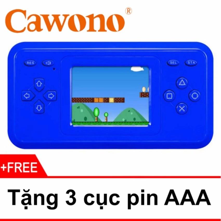 Máy chơi game cầm tay 298 trò chơi NES Cawono RS-28 + Tặng 3 cục pin AAA - 3613569 , 980266211 , 322_980266211 , 179000 , May-choi-game-cam-tay-298-tro-choi-NES-Cawono-RS-28-Tang-3-cuc-pin-AAA-322_980266211 , shopee.vn , Máy chơi game cầm tay 298 trò chơi NES Cawono RS-28 + Tặng 3 cục pin AAA