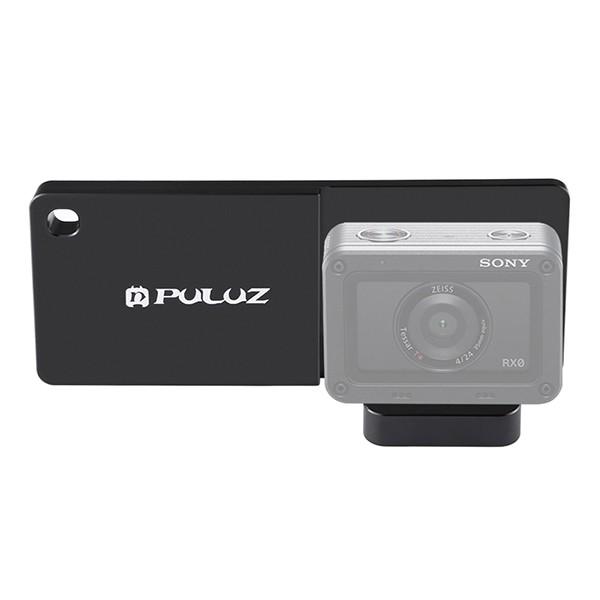 Adapter gắn Sony RX0 lên Gimbal cho điện thoại Puluz