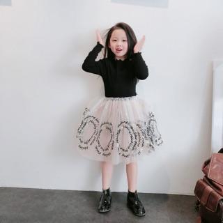 Váy công chúa Hailey dài tay 2-7Y