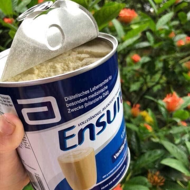 Sữa bột ensure