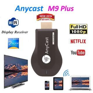 HDMI Wifi Anycast M9 Plus 2020, kết nối không dây từ điện thoại adroid, ios lên Tivi, máy chiếu.
