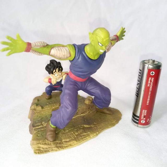 CHÍNH HÃNG Mô hình Piccolo bảo vệ Son Gohan Megahouse Dragon Ball