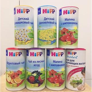[2022] Trà hoa quả HIPP hàng Nga đủ vị cho bé ngủ ngon thumbnail