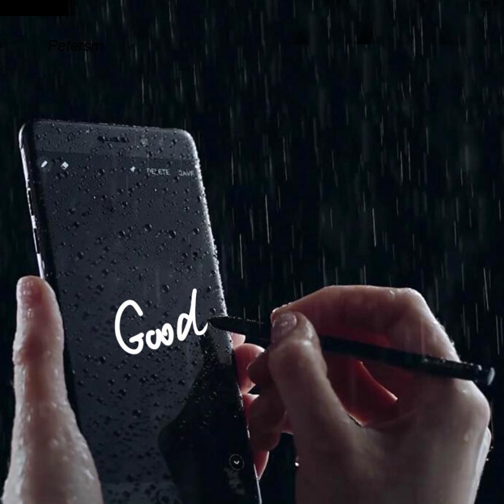 Bút cảm ứng kiêm bút cảm ứng cho điện thoại Samsung Galaxy Note 8 / 7 - Móc  dán đỡ điện thoại Nhãn hàng Bluelans
