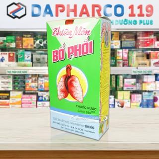 Siro ho thiên môn bổ phổi - DINHDUONGPLUS - DD98 thumbnail
