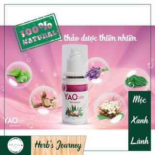 [CHÍNH HÃNG] Yaocare Women Dung dịch vệ sinh phụ nữ thảo dược - Dược Khoa - 100% thảo mộc - Chống viêm nhiễm, khí hư 4