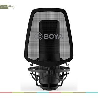 Micro condenser cho phòng thu Boya BY-M1000
