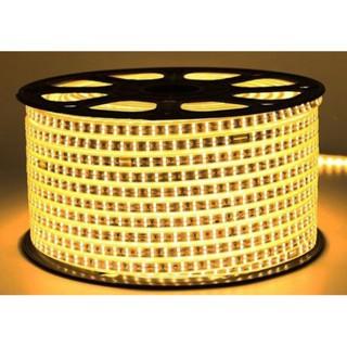 1 mét đèn Led dây đôi 2835 , ống nhựa 220V(bán theo m) 10m tặng nguồn , Mua nguyên cuộn liên hệ mã giảm giá
