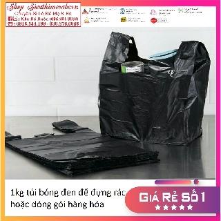 Túi bóng đen 1kg thumbnail