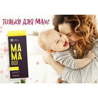 Mama Box dành cho bà mẹ mang thai và cho con bú