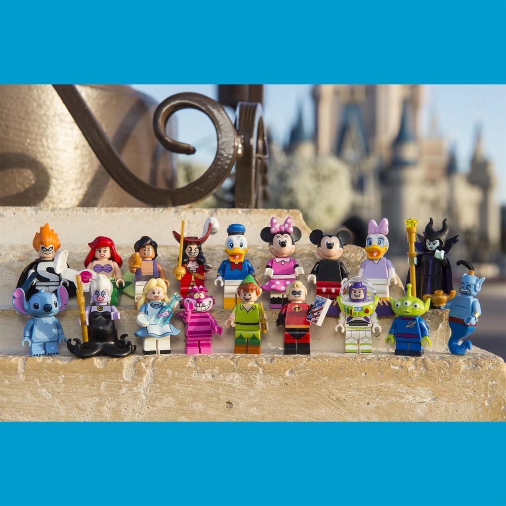 LEGO Minifigures Disney Series 71012 - Nhân Vật LEGO Chính Hãng Đan Mạch