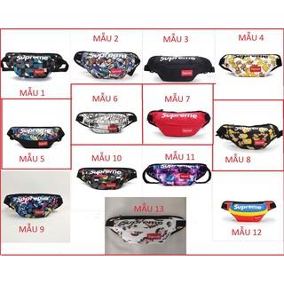 Yêu ThíchTúi đeo chéo Nam Nữ Thời Trang Unisex 13 Mẫu