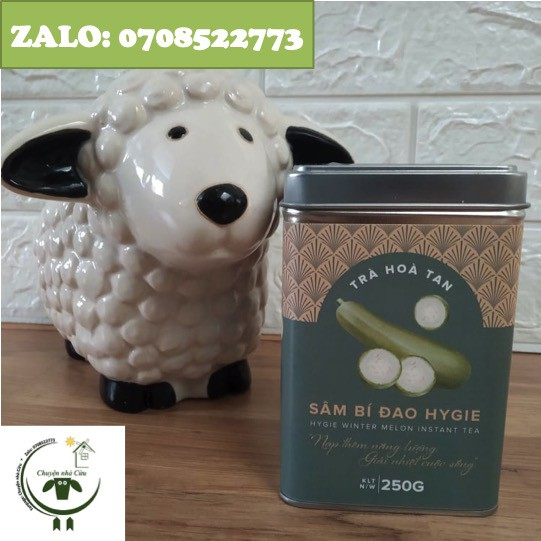 Hygie and Panacee Trà SÂM BÍ ĐAO 250gr-Chuyện nhà Cừu