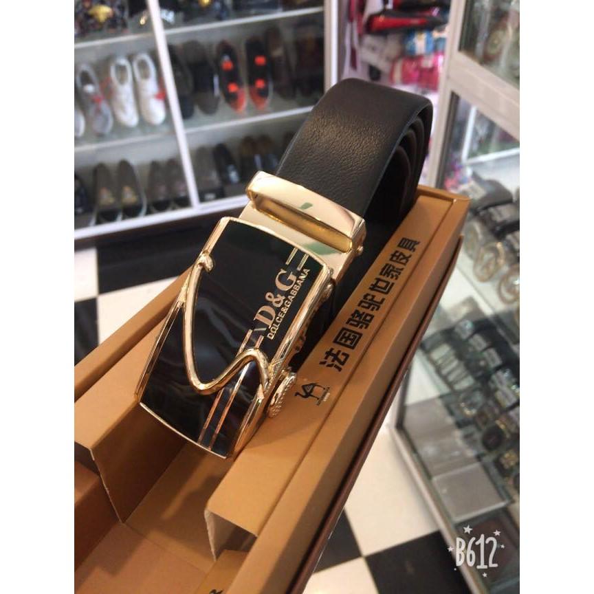 { Sale 2019 - Hot } Thắt Lưng Da Nam Mặt Lăn Cao Cấp - Thắt Lưng Nam Phong Cách Hàn Quốc - Ảnh Thật Ở Shop 100%