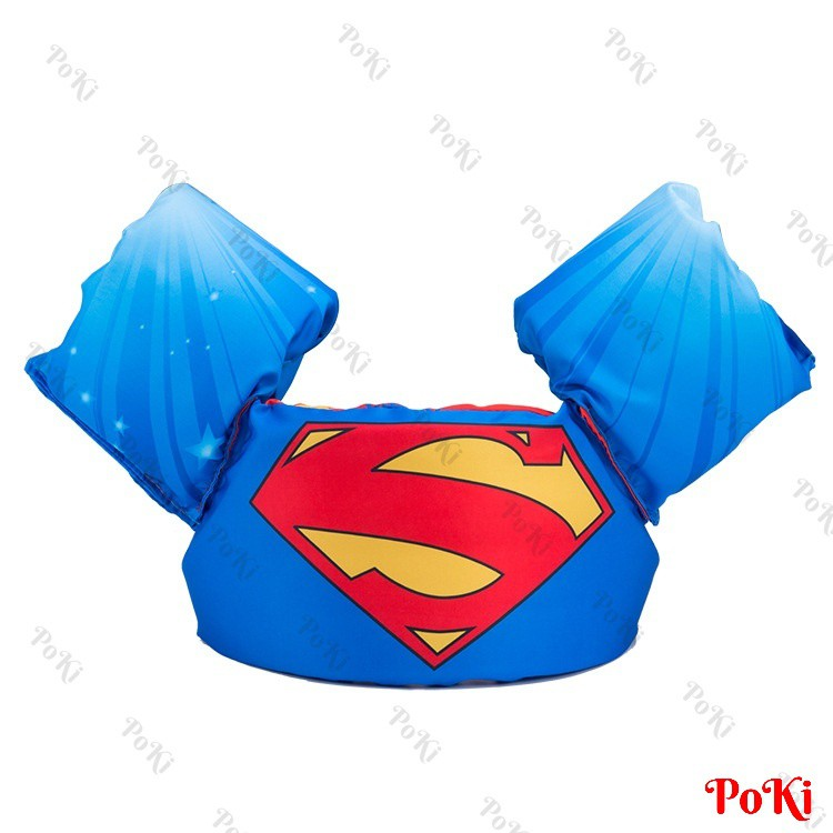 Phao bơi trẻ em SUPERMAN ( Bé từ 2 - 8 tuổi), phao bơi đeo tay cho bé chất liệu SIÊU nhẹ tiêu chuẩn EU cao cấp - POKI - 15307835 , 1120741452 , 322_1120741452 , 342000 , Phao-boi-tre-em-SUPERMAN-Be-tu-2-8-tuoi-phao-boi-deo-tay-cho-be-chat-lieu-SIEU-nhe-tieu-chuan-EU-cao-cap-POKI-322_1120741452 , shopee.vn , Phao bơi trẻ em SUPERMAN ( Bé từ 2 - 8 tuổi), phao bơi đeo ta