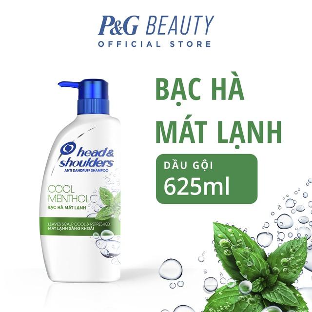 Dầu Gội Head&Shoulders chai 625ml