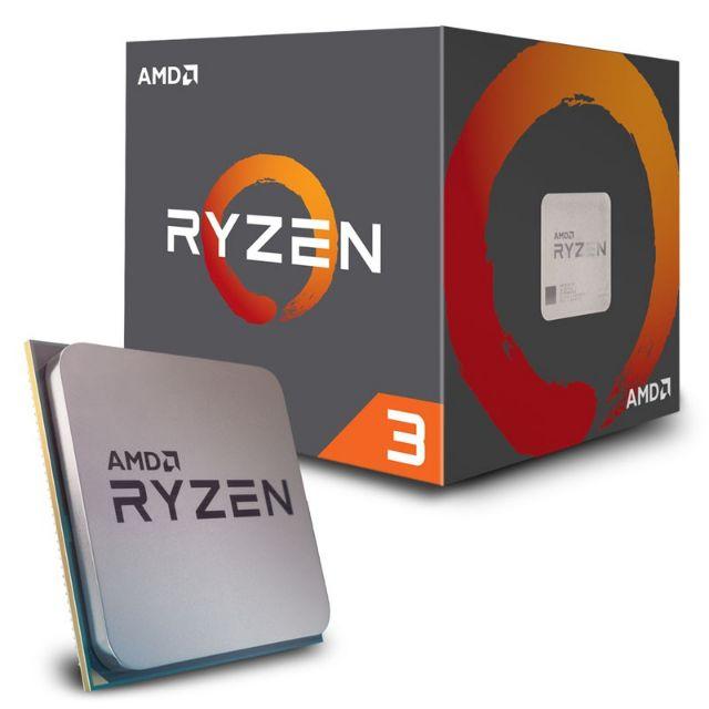 CPU AMD Ryzen 3 1200 Giá chỉ 1.200.000₫