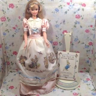 Búp bê barbie rabbit đã qua sử dụng