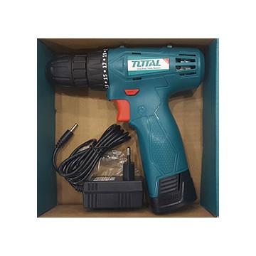 12V Máy khoan vặn vít dùng pin Li-ion TOTAL TDLI08120 - 22385381 , 2141674833 , 322_2141674833 , 567000 , 12V-May-khoan-van-vit-dung-pin-Li-ion-TOTAL-TDLI08120-322_2141674833 , shopee.vn , 12V Máy khoan vặn vít dùng pin Li-ion TOTAL TDLI08120