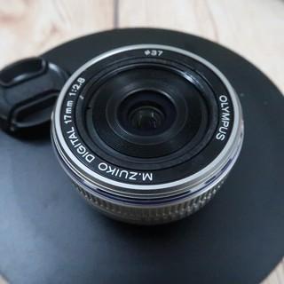 Ống kính Olympus M.zuiko 17f2.8 thumbnail