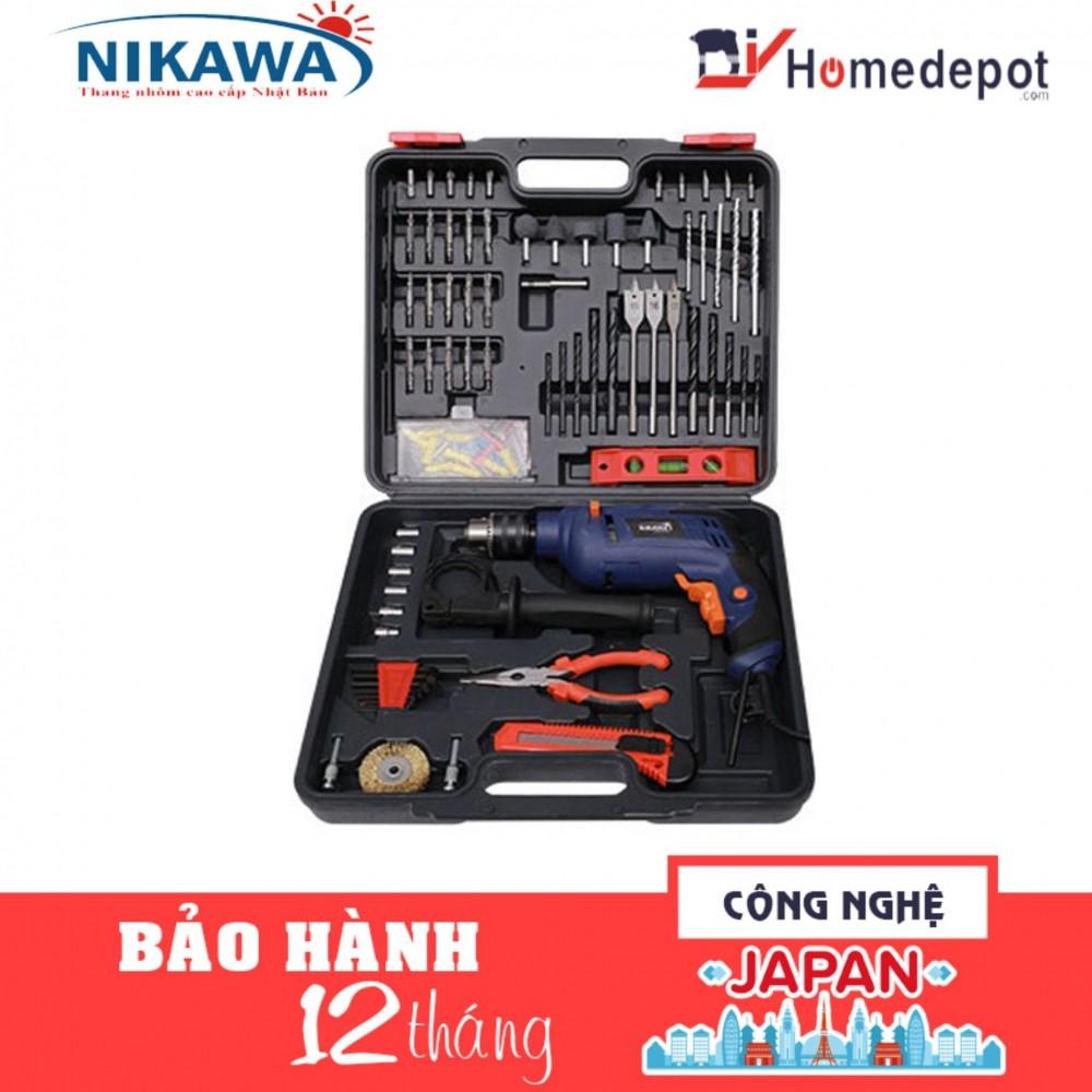 Bộ máy khoan động lực Nikawa NK-ID130 - 2614872 , 489686692 , 322_489686692 , 799000 , Bo-may-khoan-dong-luc-Nikawa-NK-ID130-322_489686692 , shopee.vn , Bộ máy khoan động lực Nikawa NK-ID130