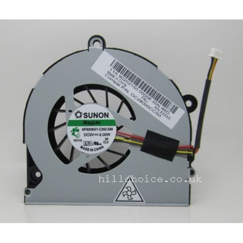 quạt tản nhiệt CPU laptop Toshiba Satellite P775 P770 P775-S7100