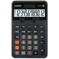 Máy tính Casio AX 12B chính hãng - 14010637 , 1449040953 , 322_1449040953 , 248300 , May-tinh-Casio-AX-12B-chinh-hang-322_1449040953 , shopee.vn , Máy tính Casio AX 12B chính hãng