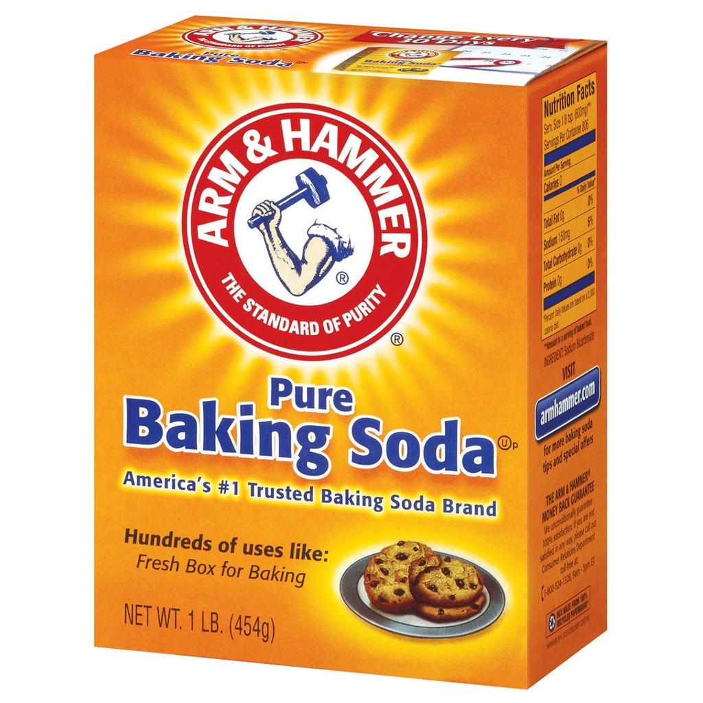 Bột baking soda đa công dụng cực tiện ích
