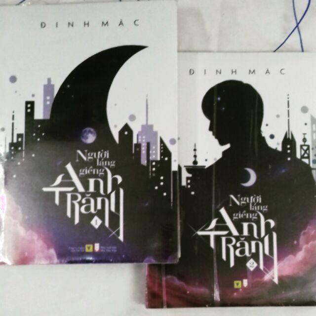 Người láng giềng ánh trăng ( trọn bộ 2 tập)