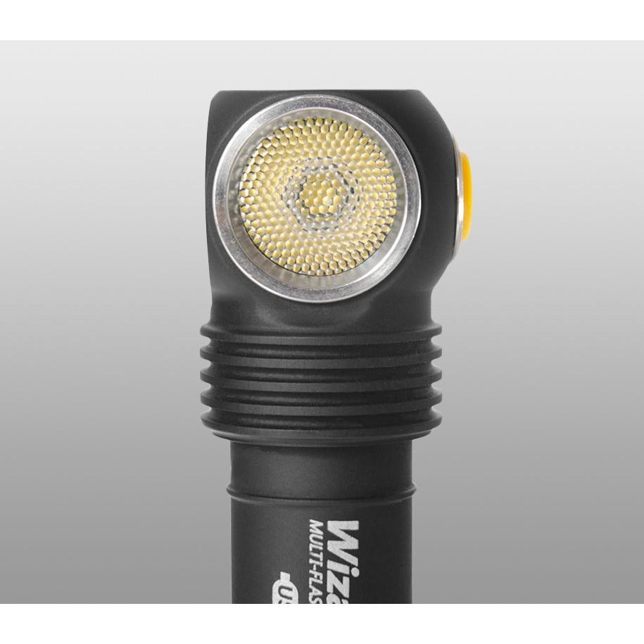 Đèn pin đeo trán Armytek - Wizard Pro v3 XHP50 Magnet USB- Chiếu xa 125m-  Bảo hành 10 năm