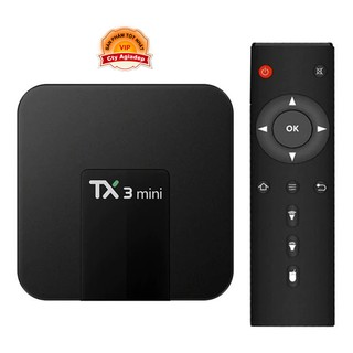 Yêu ThíchTvbox TX3 mini 2G Tích hợp FPT Play - Android tivibox xem phim, truyền hình, game online thỏa thích