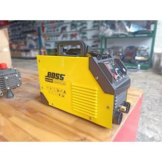 máy hàn boss tig 200a 2 chức năng chuyên inox và sắt