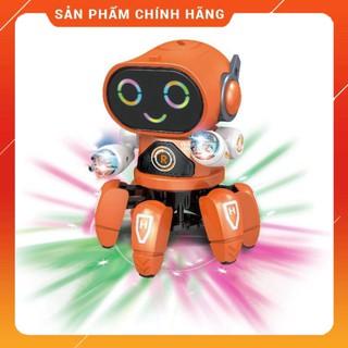 Robot 6 chân đồ chơi thông minh cao cấp MIỄN PHÍ SHIP tặng kèm pin [HOT TREND] thumbnail