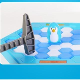 Bộ đồ chơi đập vỡ tảng băng cứu chim cánh cụt đáng yêu cho bé mã sp MY9856