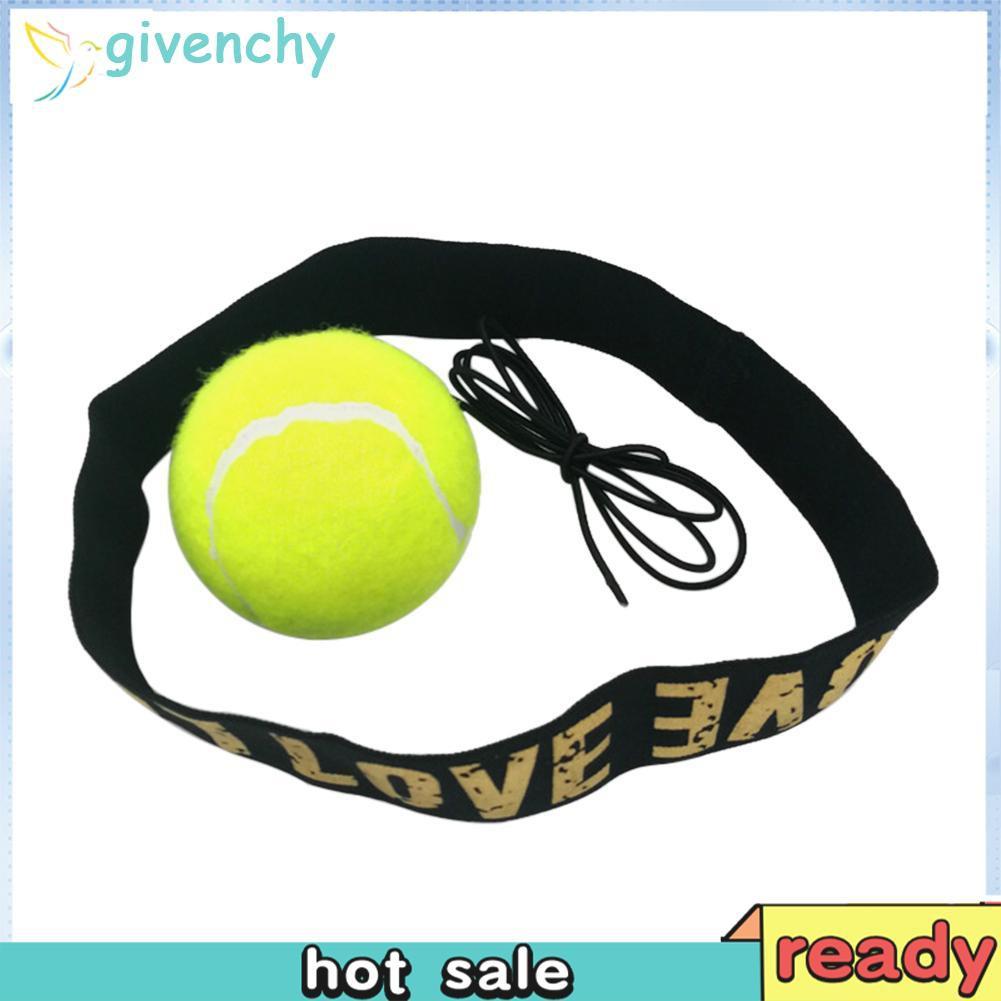 Bộ dây đai có giãn và bóng đấm hỗ trợ luyện tập tốc độ phản xạ