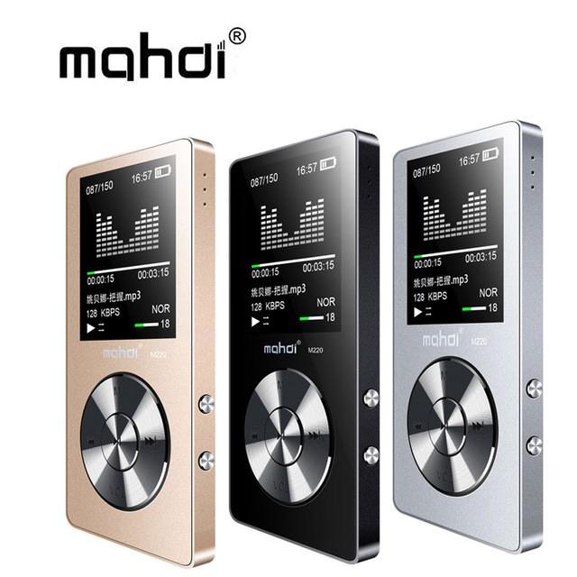 Máy nghe nhạc lossless Mahdi M220 có loa ngoài bản 8Gb - 3463446 , 1133354428 , 322_1133354428 , 649000 , May-nghe-nhac-lossless-Mahdi-M220-co-loa-ngoai-ban-8Gb-322_1133354428 , shopee.vn , Máy nghe nhạc lossless Mahdi M220 có loa ngoài bản 8Gb