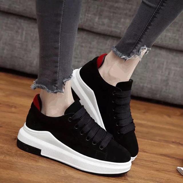 Giày thể thao chát đẹp hàng quảng châu đủ size