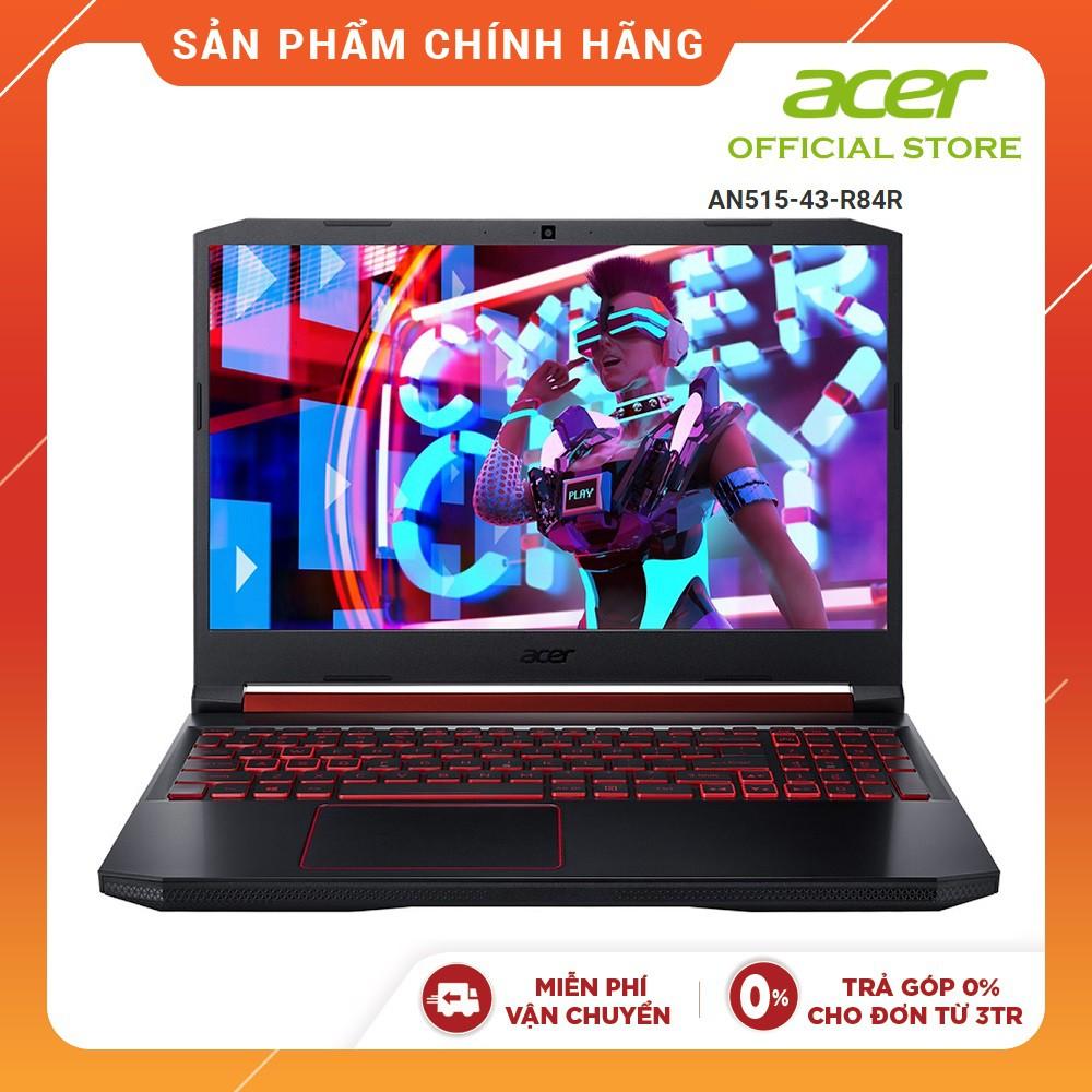 "Laptop Acer Nitro 5 AN515-43-R84R R5-3550H,8GB,256GB,Radeon RX 560X 4GB,15.6""FHD,WIN 10 ,Tặng balo Acer SUV"